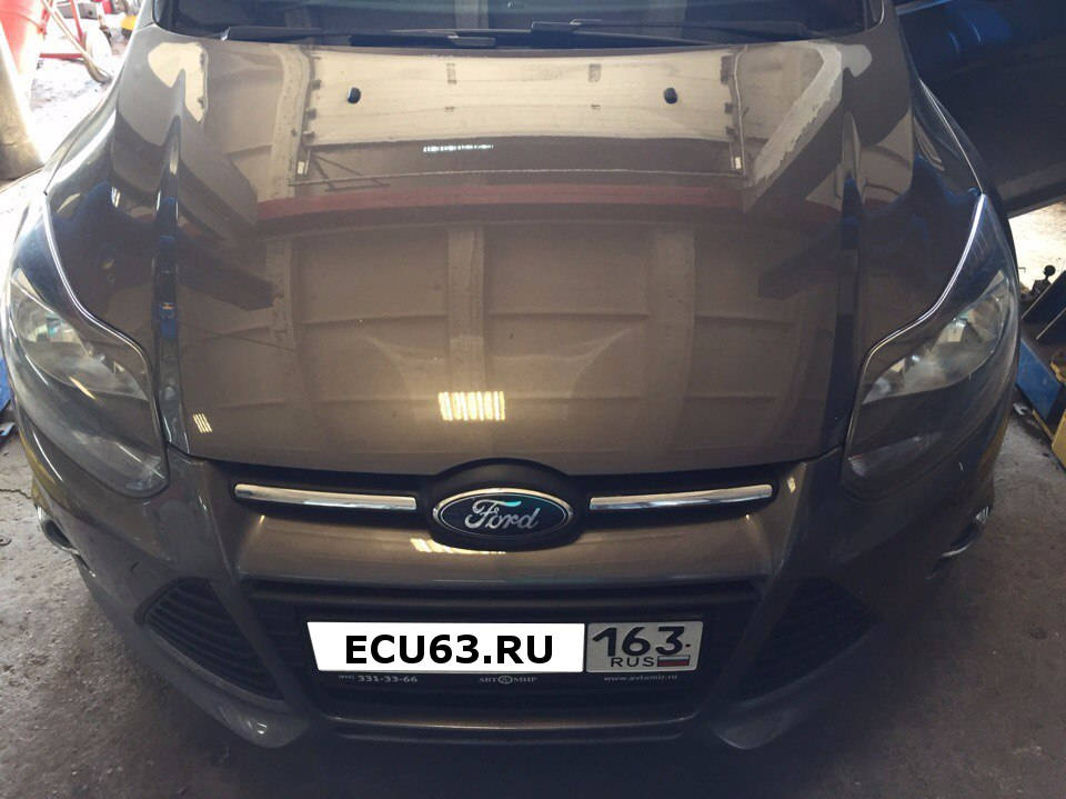 Ford Focus 3 1.6 PowerShift