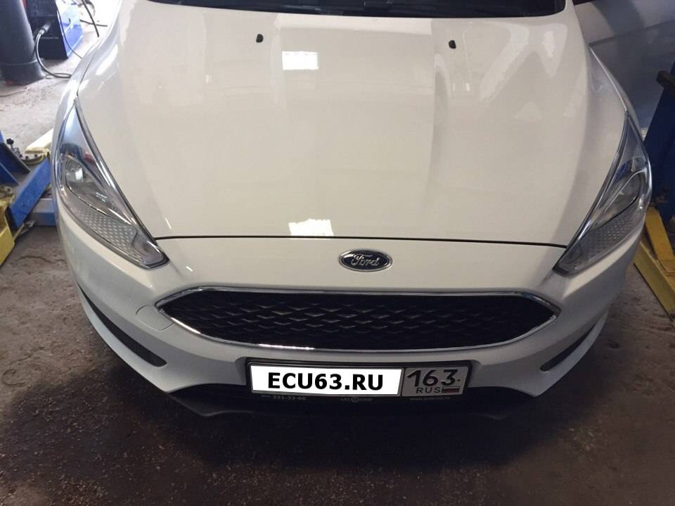 Ford Focus 3 1.6 Restyling