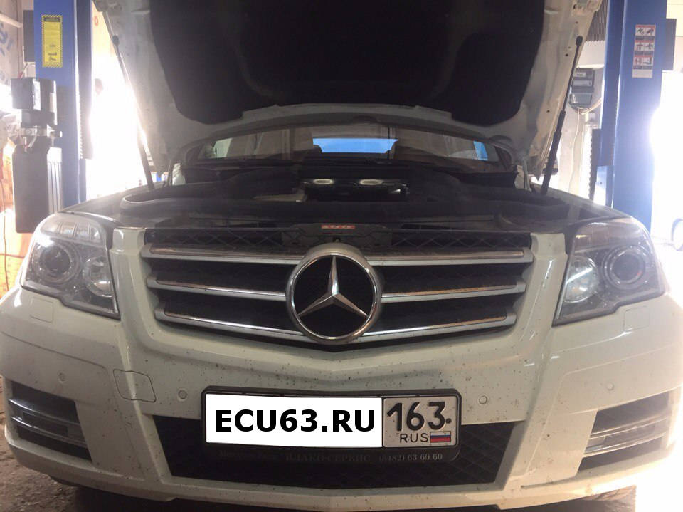 Mercedes Benz GLK X204 220 CDI 4 Matic 7AT 170 л.с.