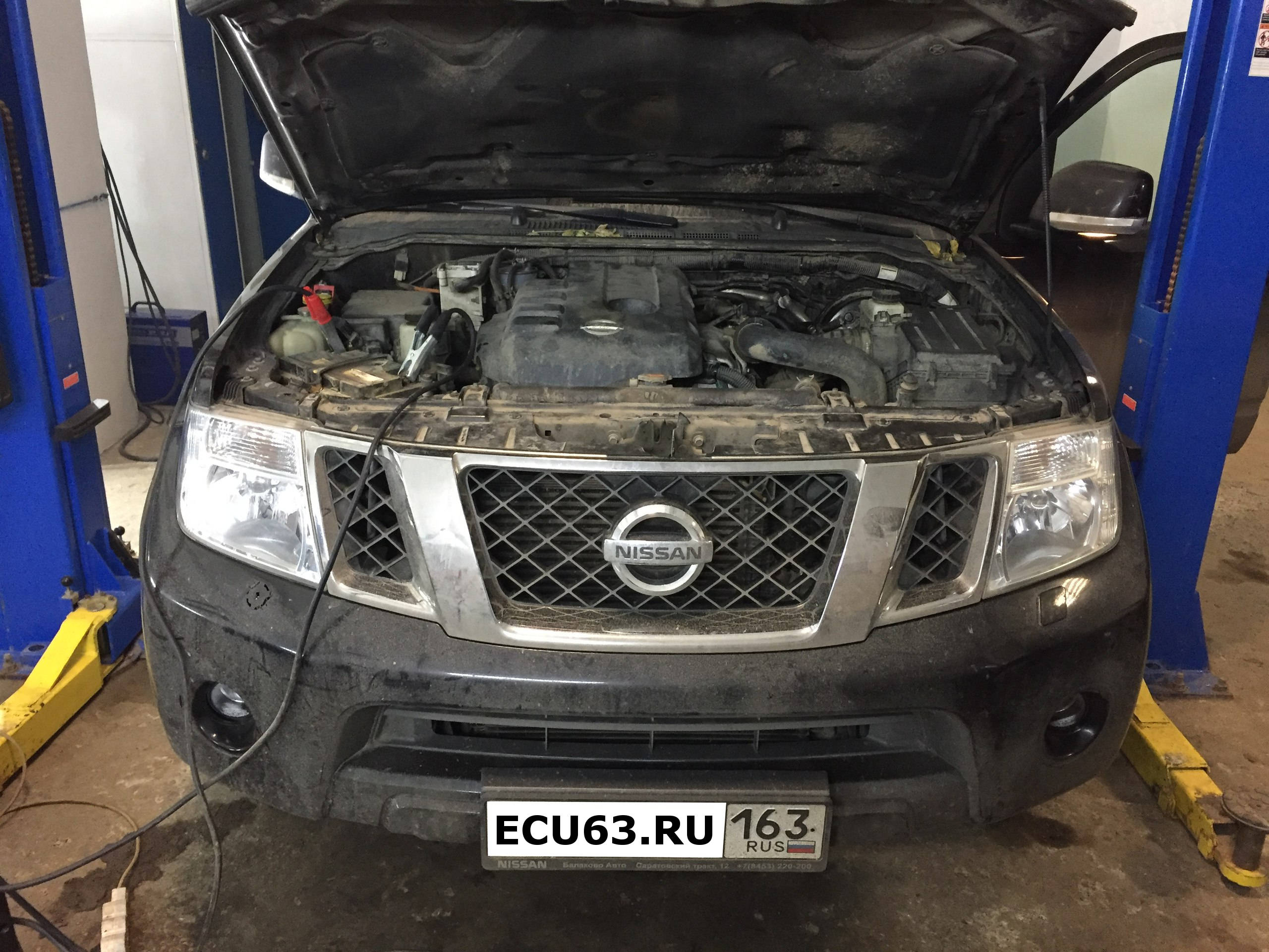 Nissan Pathfinder 2.5D AT