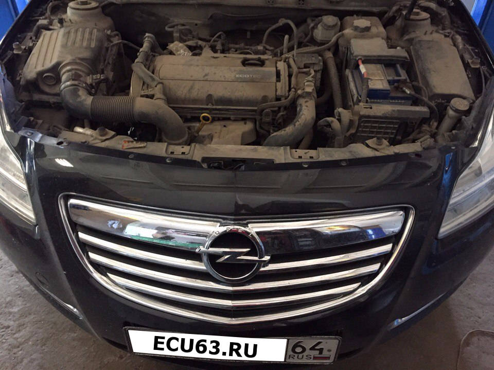 Opel Insignia 1.6 16v Turbo A16LET 180 л.с.