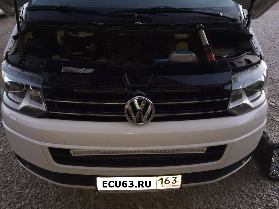 VW Transporter T5 TDI 7AT CFCA Euro 5